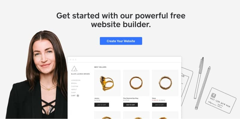 Weebly Home Page